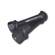 Болт стыковой M24х150, с гайкой